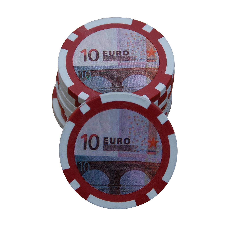 10 euro pokerchips