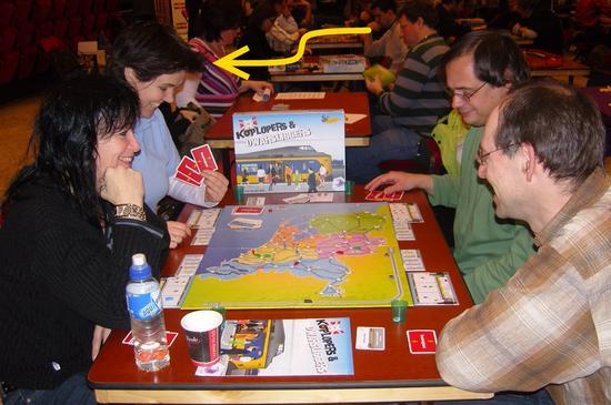 Koplopers en Dwarsliggers Ducosim 2009
