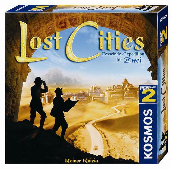 Lost Cities doos