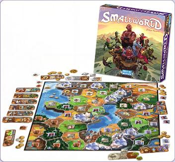 smallworld onderdelen