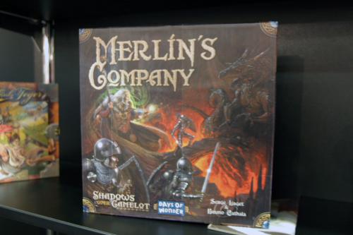 Merlins Company