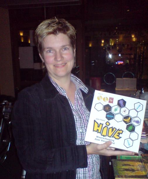 winnaar 2009 2 spelers toernooi