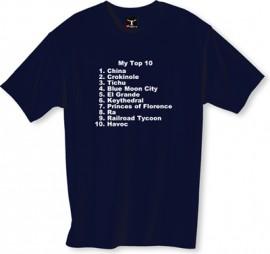MyTopTenShirt