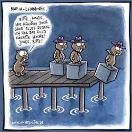 Maffia-lemmingen