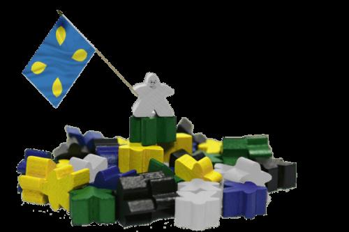 Bordspelgroep-vlag
